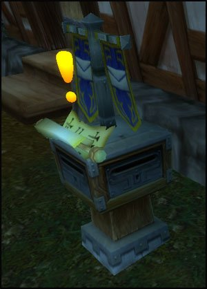 Death Knight World of Warcraft Mailbox