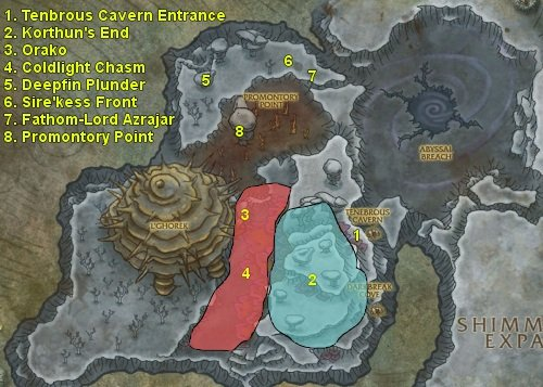 Where is the wailing caverns in world of warcraft liferoof 45 swim north to where the first two statues were found speak to publicscrutiny Image collections
