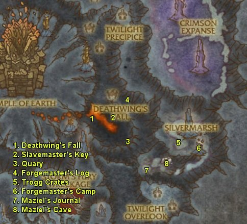 Leveling and Questing Guides