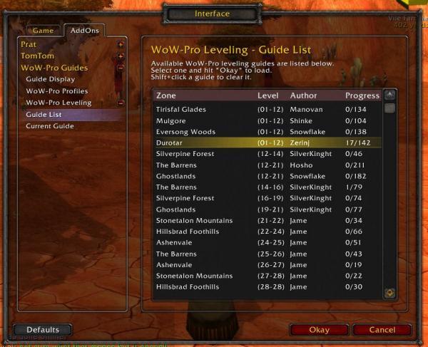 WoW-Pro Leveling Addon | World of Warcraft Pro