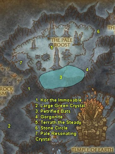 how to get to deepholm horde