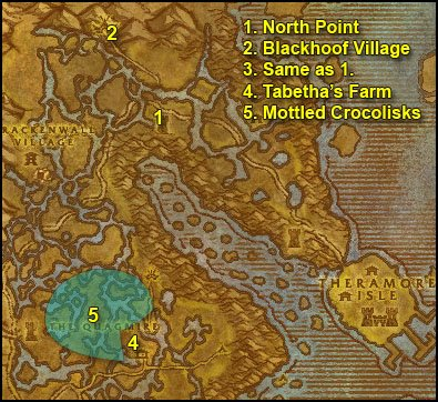 Jame S Alliance Leveling Guide Chapter Ii 40 50 Wow Pro