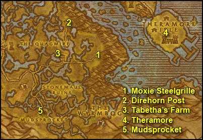 Jame's Alliance Leveling Guide - Chapter II (40-50) | World of