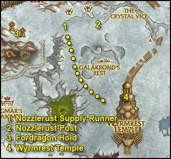 Jame's alliance leveling guide chapter i (30-40) | world of.
