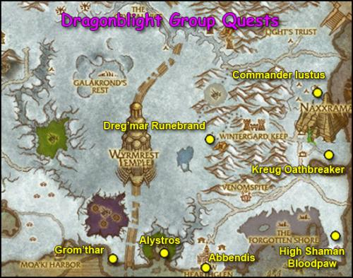 Ding80's alliance dustwallow marsh guide part 1 level 38.