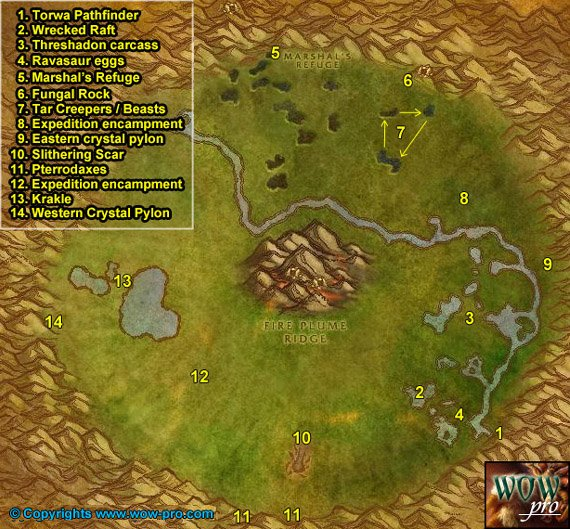 Jame S Alliance Leveling Guide Chapter Iii 50 60 Old Version Wow Pro