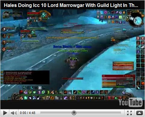 Icecrown Citadel Video Guide