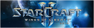 Starcraft 2 Beta Wings of Liberty