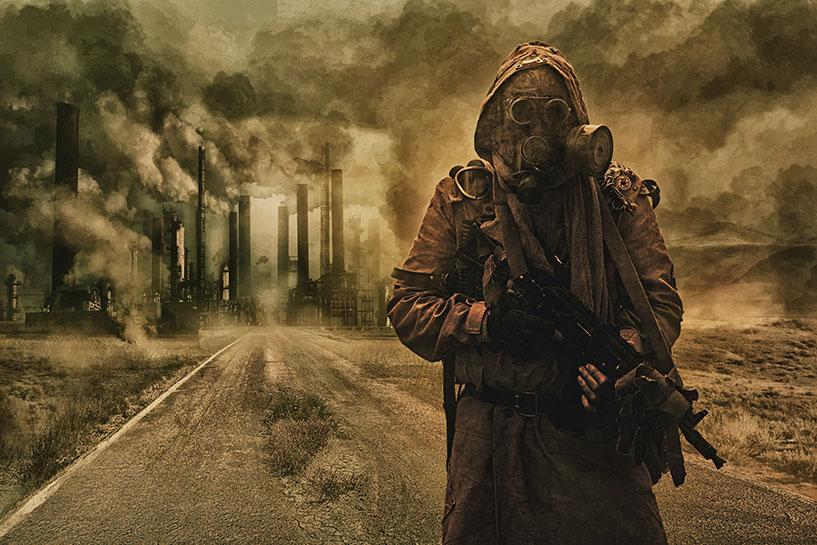 Fallout Game Universe