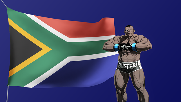 Street-Fighter-African-Characters-Gerald-Golby-South-Africa